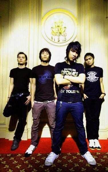 Poster Armada Band