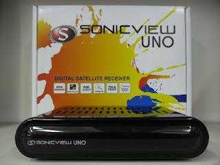 Nova Atualização Dongle Sonicview Uno 15-02-2013
