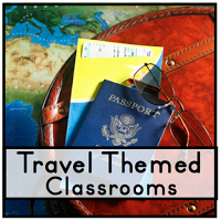 Classroom Themes in Progress {photos, tips, ideas, pictures, bulletin ...