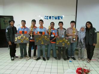 1st & 2nd winner | simbis ja titan @ ipb 2011