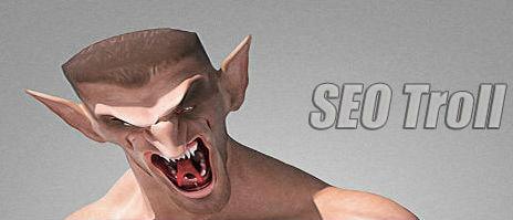 SEO Troll - бесплатный шаблон для Blogger