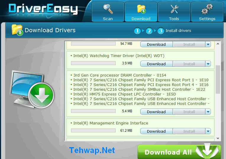 Download DriverEasy 4.6.3.3060 Pro