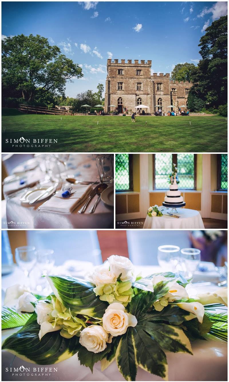 clearwell castle wedding details