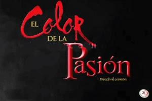 El Color de la Pasión capítulo 16, lunes 7-4-2014