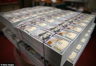 $100 bills destroyed: Billions worth of new $100 bills destroyed due to printing error