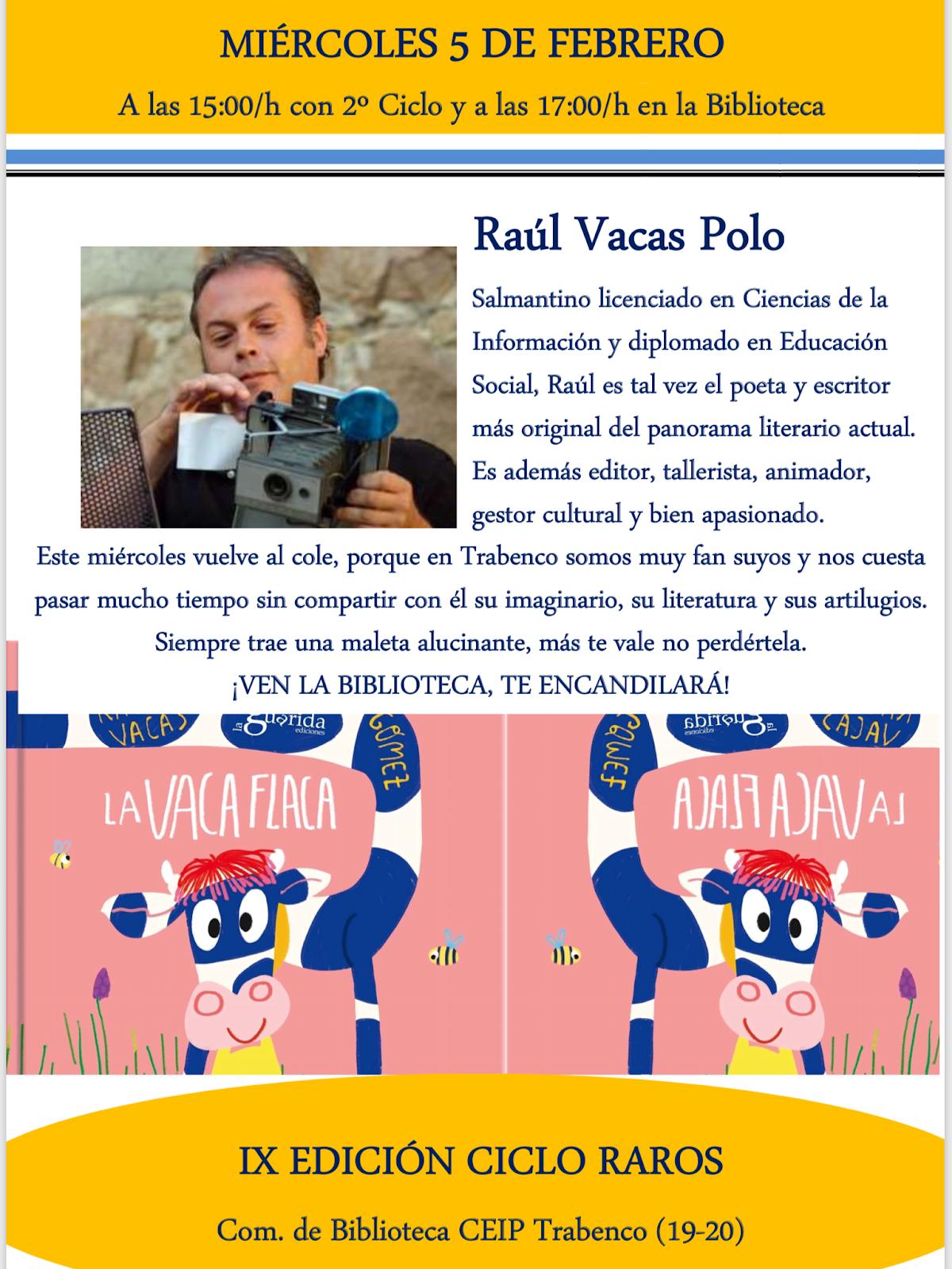 Raúl Vacas