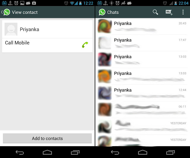Android malware 'Priyanka' spreading rapidly through WhatsApp messenger