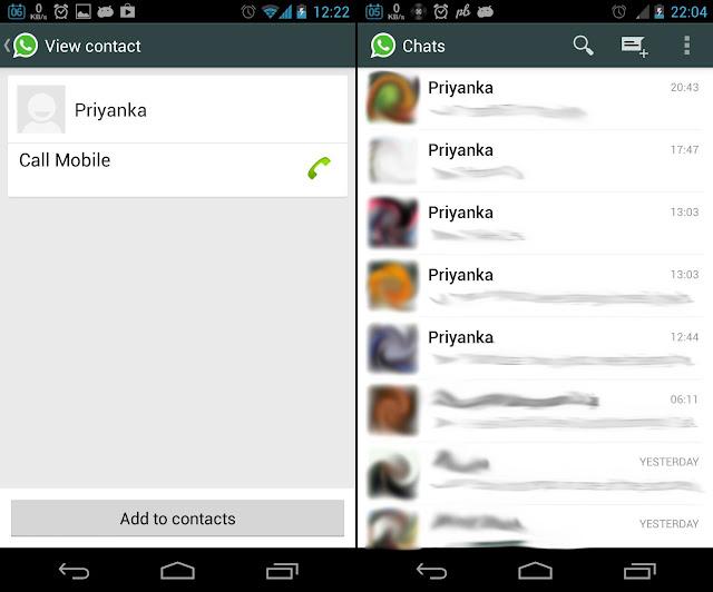 Android malware 'Priyanka' spreading rapidly through WhatsApp messenger