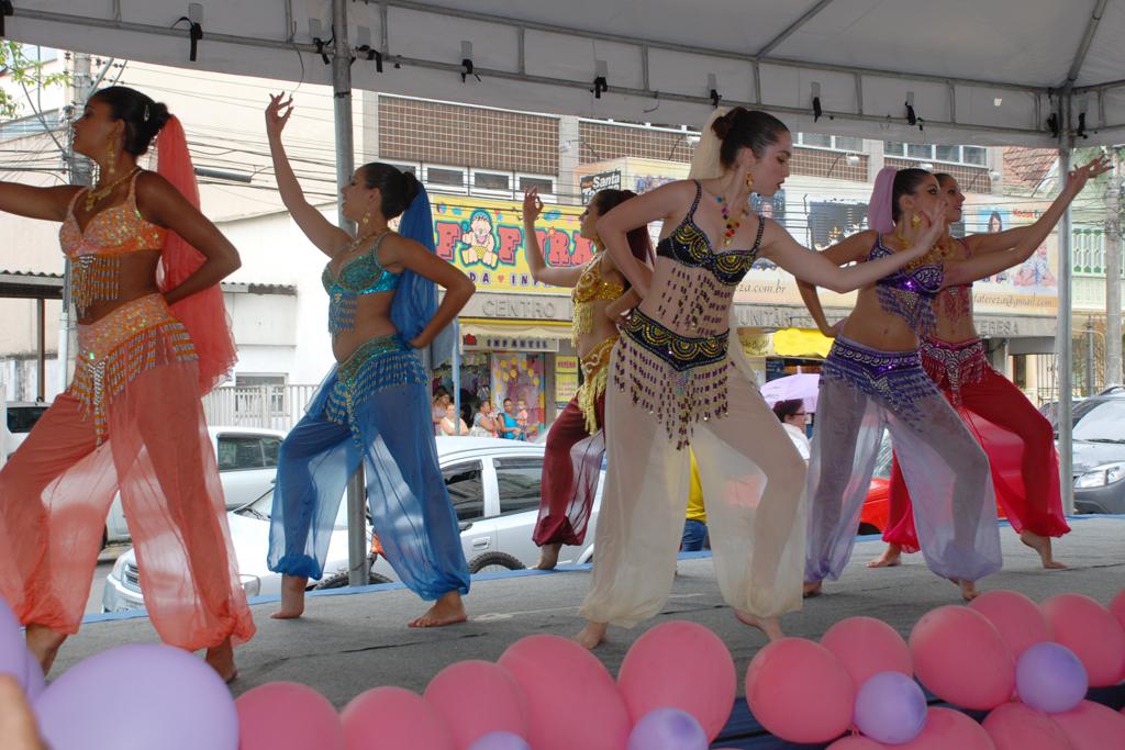 Ballet Dançarte se apresenta no Dia da Mulher