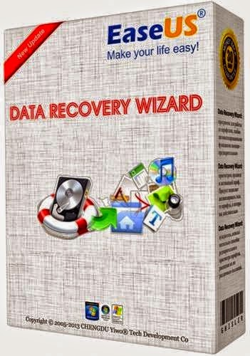 EaseUS Data Recovery Wizard 8.6 Professional Full Keygen findsomething