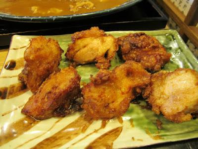 Abiko Curry Chicken Karage Hongdae Seoul