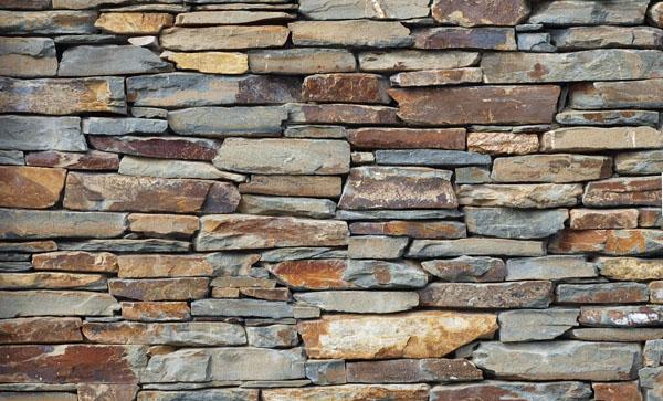 Natural Wallstone Design Interior Home Design