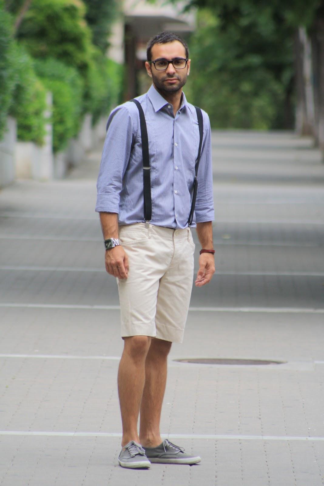 Moda hombre 2015 Cómo doblar o remangarse las  - imagenes de camisas manga larga para hombres