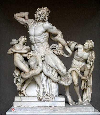 Esculturas realistas e hiperrealistas de la antigua Grecia. Maravillosas obras de arte.