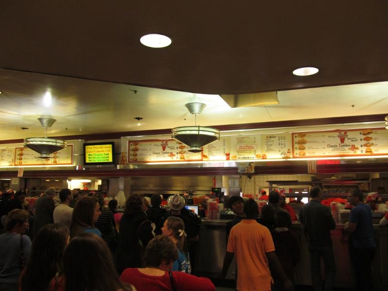 The Castle Restaurant Atlanta Ga
