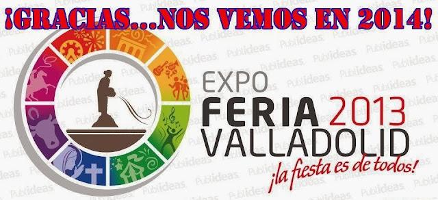 Programa Expo Feria Valladolid 2014