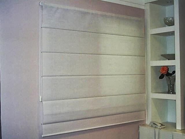 Meu cantinho suellen cortina ou persiana for Cortinas de persiana