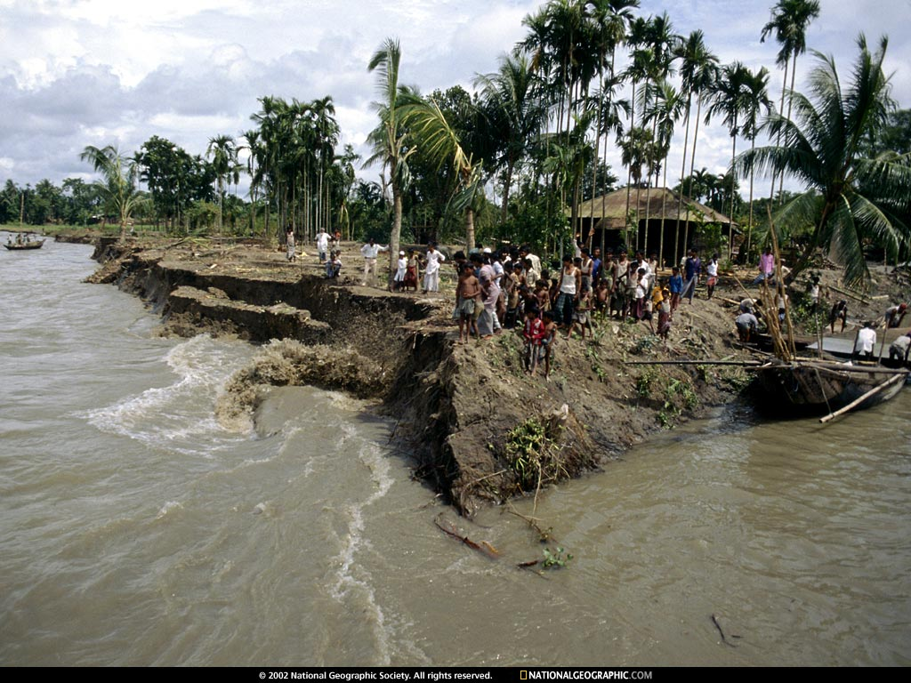 Bangladeshi Flood