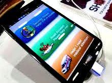 Galaxy s specs of Galaxy mega-smartphone