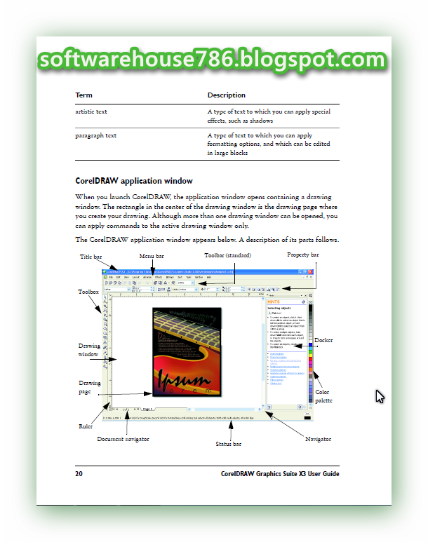download free software for windows corel draw x3 user guide rh downloadfreesoftwareforwindows blogspot com CorelDRAW X3 System Requirements CorelDRAW Designs