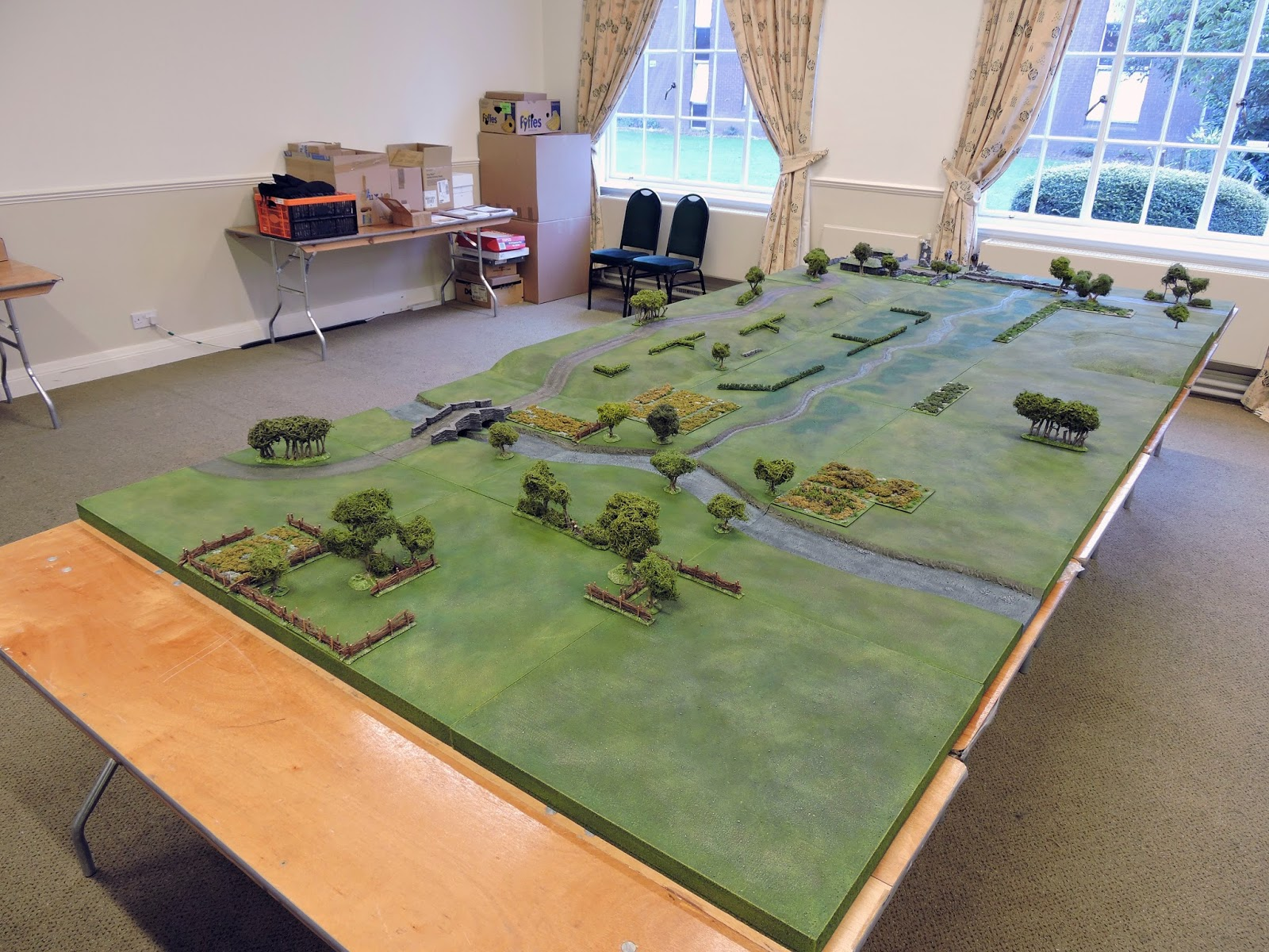How to Make a Wargaming Table
