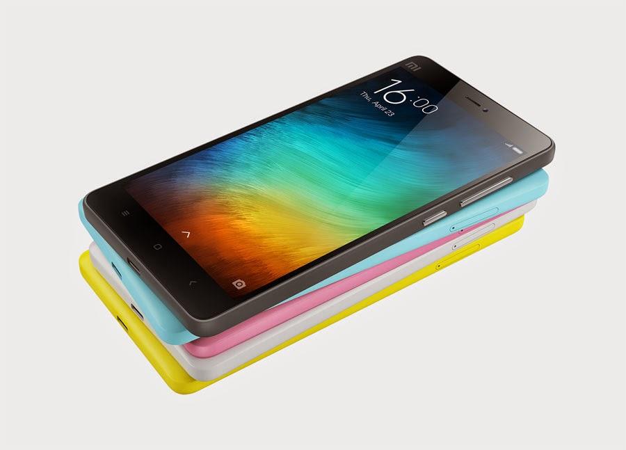 Xiaomi MI4i resmi diperkenalkan di negara India, harga 2,6 juta