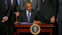 President Obama signs VA bill