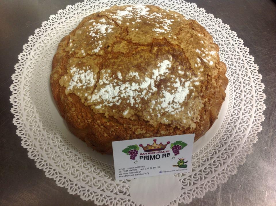 Cucina lombarda primo re torta grigna for Cocinar lombarda