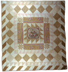 Early Quilts in the Quilt Index