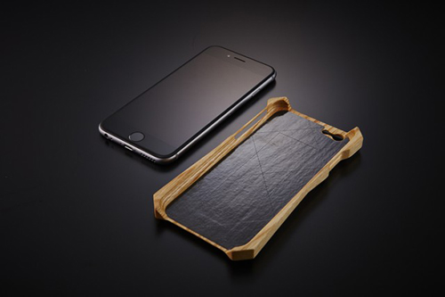 Wooden Engraved iPhone Case
