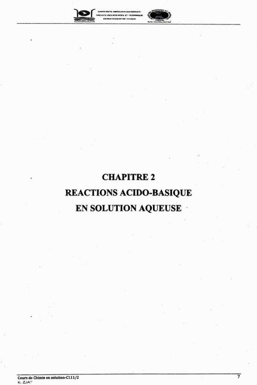 cours réaction acido basique pdf