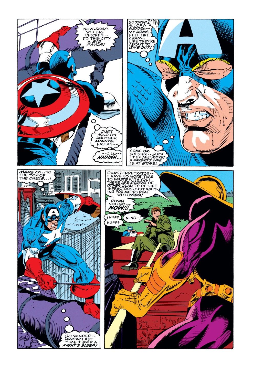 Captain America (1968) Issue #422 #372 - English 21