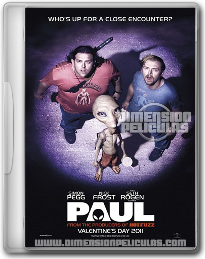 Paul (BRRip Inglés Subtitulado) (2011)