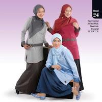 Pilihan Jilbab Sesuai Warna Kulit