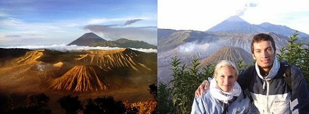 Sempu Island and Mt Bromo 3 Days / 2 Nights Tour Package