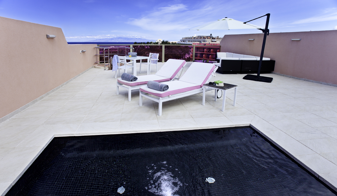 Mare nostrum resort tenerife blog oficial hotel sir anthony for Suite con piscina privada