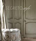 Leslie Sinclair's New Book Segreto Style