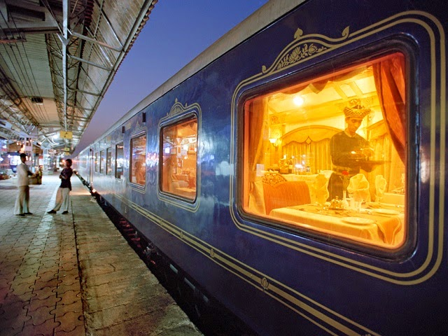 Deccan Odyssey: Luxury train journeys in India