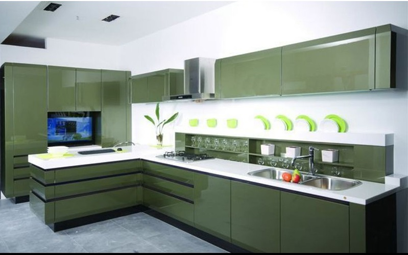 Here Are Few Of The 3D Kitchen Model Design For Some Kitchen Design Idea  And 3D Model View.