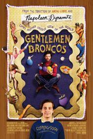 Gentlemen Broncos | 3gp/Mp4/DVDRip Latino HD Mega