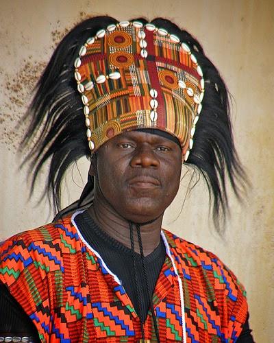African Prince Ajibola A. Afonja