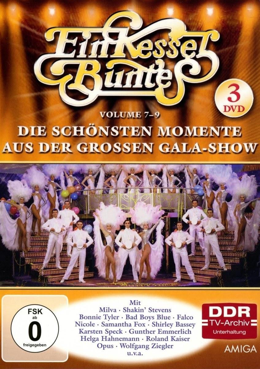 FFFclub: DVD-компиляция Ein Kessel Buntes 3 с участием MILLI VANILLI
