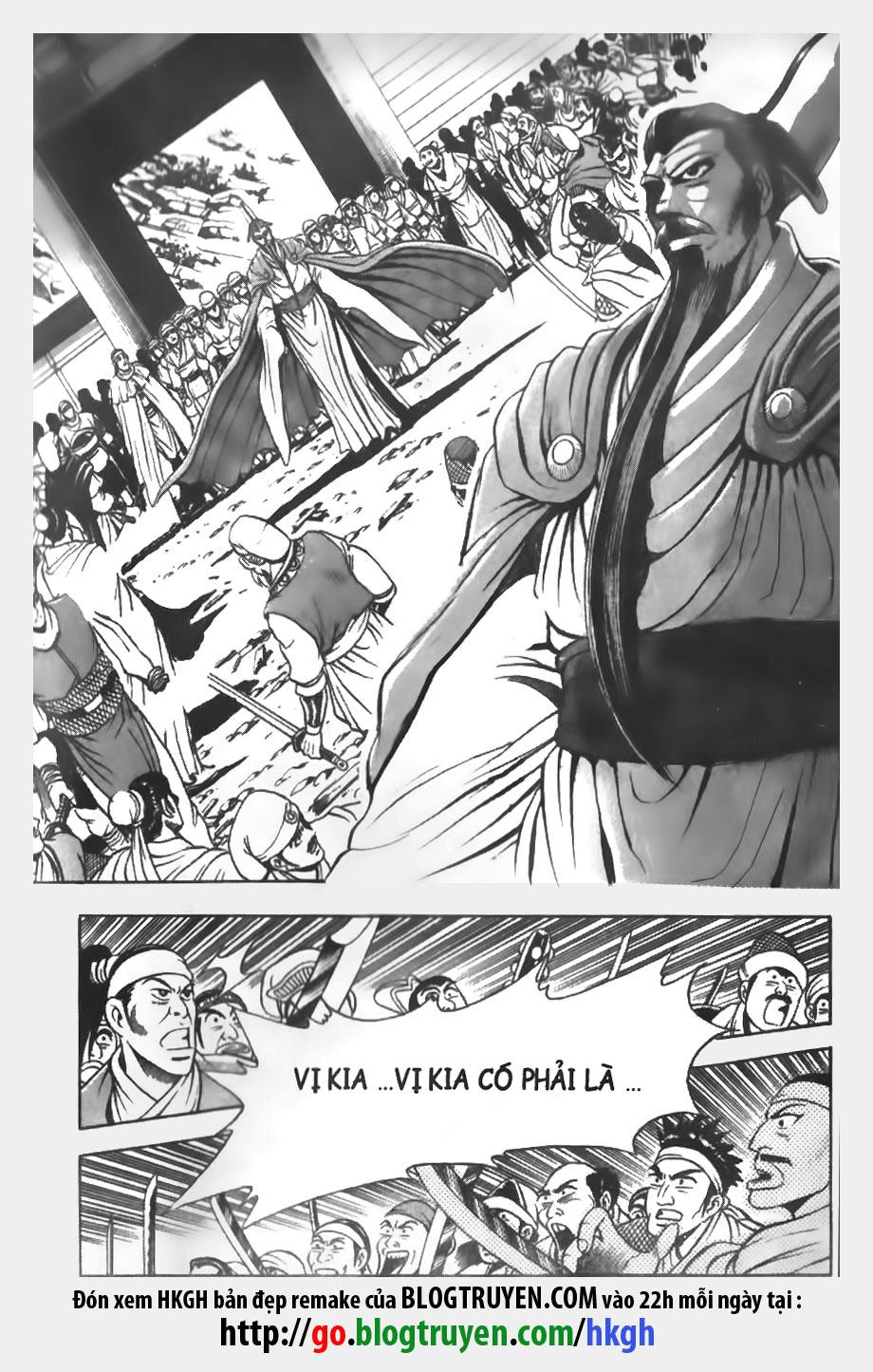 Hiệp Khách Giang Hồ chap 64 page 26 - IZTruyenTranh.com