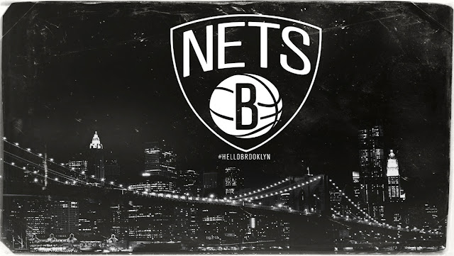 Eastern NBA Team Logo Wallpapers for iPhone 5 - Brooklyn Nets