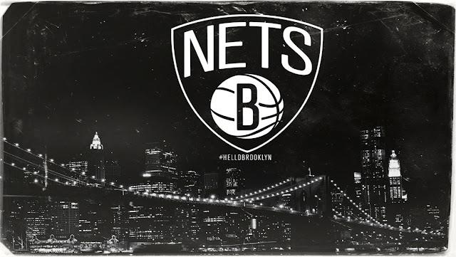 Eastern NBA Team Logo Wallpapers for iPhone 5 - Brooklyn Nets