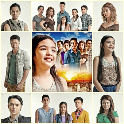 The Cast of ABS-CBN's Annaliza Remake