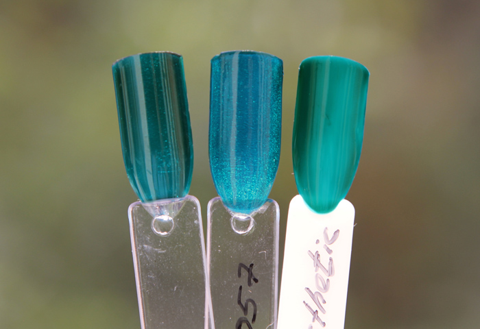 OPI Color-Paints Turquoise Aestetic