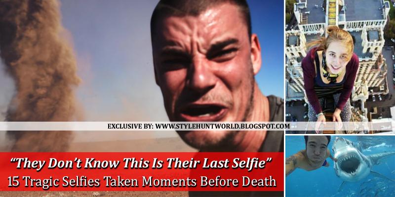 Selfie Death: Latest News, Photos, Videos on Selfie Death