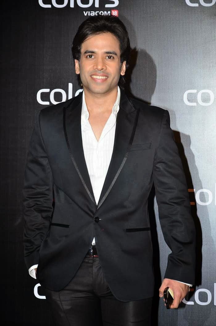 Actor Tushar Kapoor