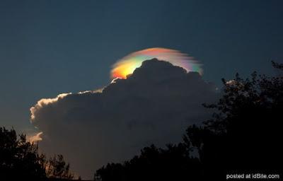 Foto Awan Super Langka Terlihat Di Ethiopia [ www.BlogApaAja.com ]